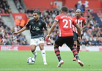 Burnley's Aaron Lennon<br /> <br /> Photographer Kevin Barnes/CameraSport<br /> <br /> The Premier League - Southampton v Burnley - Sunday August 12th 2018 - St Mary's Stadium - Southampton<br /> <br /> World Copyright &copy; 2018 CameraSport. All rights reserved. 43 Linden Ave. Countesthorpe. Leicester. England. LE8 5PG - Tel: +44 (0) 116 277 4147 - admin@camerasport.com - www.camerasport.com