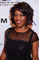 NEW YORK, NY - OCTOBER 23:Acteress Alfre Woodard  attends the Harlem School of the Arts 2017 Gala Masquerade Ball at the Plaza hotel on Monday, October 23, 2017  in New York. Credit: Raymond Hagans/MediaPunch /NortePhoto.com