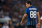 Hernanes of FC Internazionale Milano looks on during the AC Milan vs FC Internazionale Milano as part of the International Champions Cup 2015 at the Longgang Stadium on 25 July 2015 in Shenzhen, China. Photo by Aitor Alcalde / Power Sport Images