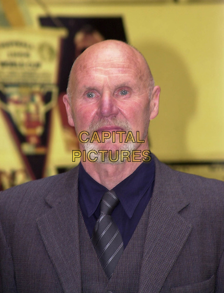 RAY WILSON.England's 1966 World Cup football team.at photocall to promote Flora pro.activ, a cholesterol lowering butter-like spread..www.capitalpictures.com.sales@capitalpictures.com.© Capital Pictures