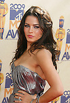 UNIVERSAL CITY, CA. - May 31: Actress Jenna Dewan arrives at the 2009 MTV Movie Awards held at the Gibson Amphitheatre on May 31, 2009 in Universal City, California.