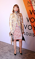 NEW YORK, NY October 26, 2017 Lea Seydoux attemd  Volez Voguez Voyagez x Louis Vuitton - Exhibition Preview at the Former America Stock Exchanging Build in New York October 26,  2017. Credit:RW/MediaPunch /NortePhoto.com
