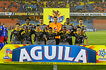Deportivo Pasto venció 2-1 (2-2 en el global) a Medellín. Octavos de final de la Copa Águila 2017. El Medellín avanzó por penales 6-5.