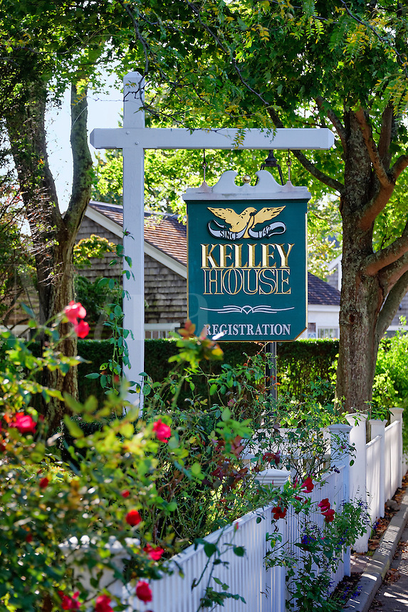 Kelly House Hotel, Edgartown, Martha's Vineyard, Massachusetts, USA