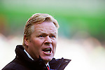 Nederland, Groningen, 7 oktober  2012.Seizoen 2012-2013.Eredivisie.FC Groningen-Feyenoord.Ronald Koeman, trainer-coach van Feyenoord