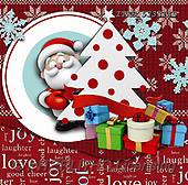Isabella, CHRISTMAS SYMBOLS, WEIHNACHTEN SYMBOLE, NAVIDAD SÍMBOLOS, paintings+++++,ITKE533314S,#xx# ,napkins ,santa