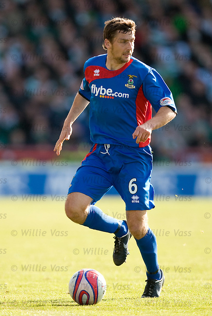 Roy McBain, Inverness Caledonian Thistle