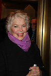 Ellen Burstyn at The opening Night of Broadway's Gore Vidal's The Best Man on April 1, 2012 at the Gerald Schoenfeld Theatre, New York City, New York. (Photo by Sue Coflin/Max Photos)