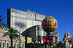 Paris hotel and casino, The Strip, Las Vegas, Nevada, USA
