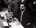 Francis Ford Coppola attends the premiere of 'One From the Heart'  on February 15, 1982 at Radio City Music Hall in New York City.
