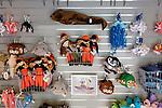 The gift shop at the Pacific Marine Mammal Center in Laguna Beach, California February 25, 2015.