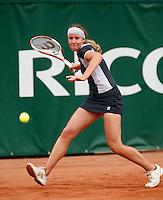 18-8-07, Amsterdam, Tennis, Nationale Tennis Kampioenschappen 2007, Chayenne Ewijk