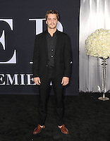 www.acepixs.com<br /> <br /> February 2 2017, LA<br /> <br /> Luke Grimes arriving at the premiere of 'Fifty Shades Darker' at The Theatre at The Ace Hotel on February 2, 2017 in Los Angeles, California.<br /> <br /> By Line: Peter West/ACE Pictures<br /> <br /> <br /> ACE Pictures Inc<br /> Tel: 6467670430<br /> Email: info@acepixs.com<br /> www.acepixs.com