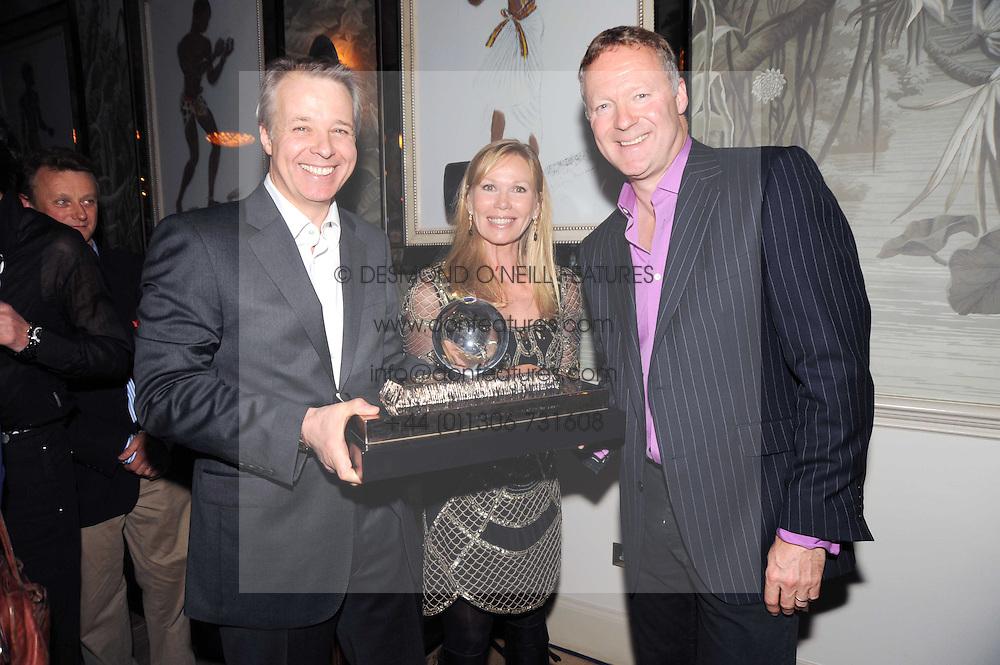 International Interior Designer Of The Year Award Haymarket Hotel London Uk Desmond O Neill Features Ltd