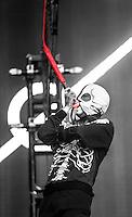 CIUDAD DE MEXICO, D.F. 22 Noviembre.- Twenty One Pilots durante el festival Corona Capital 2015 en el Autodromo Hermanos Rodríguez de la Ciudad de México, el 22 de noviembre de 2015.  FOTO: ALEJANDRO MELENDEZ