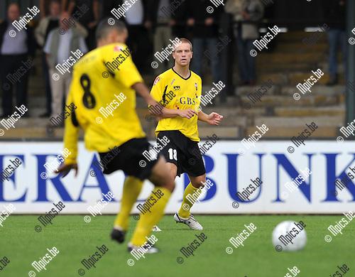 2010-09-13 / Voetbal / seizoen 2010-2011 / Berchem Sport / Tim Thyssen..Foto: Mpics