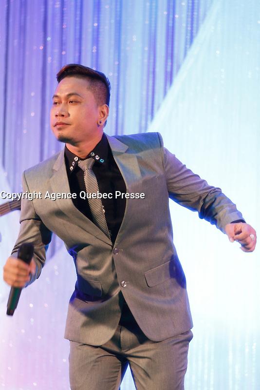 Kevin Photo :- Agence Quebec Presse