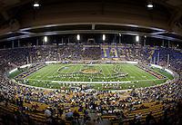 October 6th, 2012: Pre-Game ceremony before start of California Bears vs UCLA Bruins football game at Memorial Stadium, Berkeley, Ca    California defeated UCLA 43 - 17