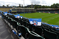 A general view of the Recreation Ground. Gallagher Premiership match, between Bath Rugby and Gloucester Rugby on September 8, 2018 at the Recreation Ground in Bath, England. Photo by: Patrick Khachfe / Onside Images