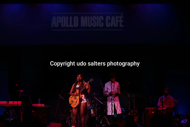 Apollo Music Caf&eacute;: Lindsey Webster with Opening Act Koku Gonza <br /> &ndash; Apollo Theater Soundstage <br /> Lindsey Webster is an American contemporary jazz singer-songwriter whose song Fool Me Once reached number one on Billboard's Smooth Jazz Songs chart in February and March 2016.