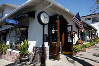 CARMEL - APR 29: Fourtane in Carmel, California on April 29, 2011.