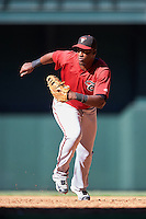 Arizona Diamondbacks Francis Martinez (30) during an Instructional League game against the Oakland Athletics on October 15, 2016 at Chase Field in Phoenix, Arizona.  (Mike Janes/Four Seam Images)