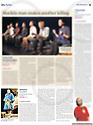Turandot, The Royal Opera House - The Independent - 13 Sep 2013 - Page #46
