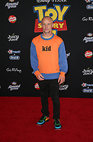 "HOLLYWOOD, CA - JUNE 11: Flea, at The Premiere Of Disney And Pixar's ""Toy Story 4"" at El Capitan theatre in Hollywood, California on June 11, 2019. <br /> CAP/MPIFS<br /> ©MPIFS/Capital Pictures"