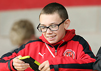 Fleetwood Town fans enjoy the pre-match atmosphere<br /> <br /> Photographer Rich Linley/CameraSport<br /> <br /> The EFL Sky Bet League One - Fleetwood Town v Oxford United - Saturday 7th September 2019 - Highbury Stadium - Fleetwood<br /> <br /> World Copyright © 2019 CameraSport. All rights reserved. 43 Linden Ave. Countesthorpe. Leicester. England. LE8 5PG - Tel: +44 (0) 116 277 4147 - admin@camerasport.com - www.camerasport.com