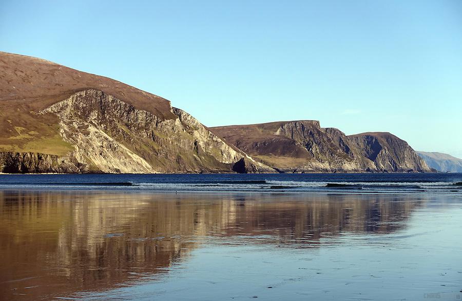 Keem Bay, Achill Island, County Mayo, Ireland.