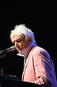 London, UK. 13.10.2012. The legendary John Cale, co-founder of 60s seminal band, The Velvet Underground, plays the Ether Festival 2012, at the Royal Festival Hall on London's Southbank. Photo credit: Jane Hobson.
