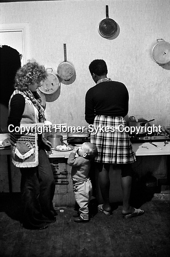 Chiswick Women's Aid, chiswick London Uk 1975