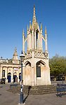 Market Cross, Market Place, Devizes, Wiltshire, England, UK, erected 1814, designed  James Wyatt