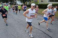 2016 Iron Horse Half Marathon<br /> Midway, Kentucky October 16<br /> Photo by Lewis Gardner<br /> <br /> To download free Small or Medium size files, use the password &quot; john 35 &quot;. <br /> Larger size digital files and prints are available for purchase. You do not need a Photoshelter or PayPal account but the ordering process is streamlined if you do have those accounts.