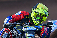 Paul Starke of Belle Vue Aces during Poole Pirates vs Belle Vue Aces, Elite League Speedway at The Stadium on 11th April 2018