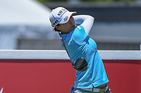 In Gee Chun (KOR) watches her tee shot on 1 during round 1 of  the Volunteers of America LPGA Texas Classic, at the Old American Golf Club in The Colony, Texas, USA. 5/5/2018.<br /> Picture: Golffile | Ken Murray<br /> <br /> <br /> All photo usage must carry mandatory copyright credit (&copy; Golffile | Ken Murray)