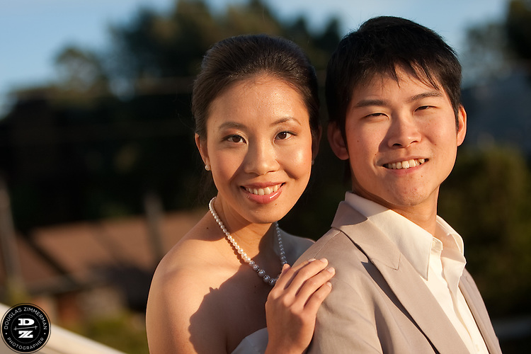 Lisa and Edwin's engagement photographs - October 23, 2009