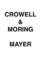 Crowell & Moring Mayer