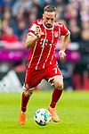10.03.2018, Allianz Arena, Muenchen, GER, 1.FBL,  FC Bayern Muenchen vs. Hamburger SV, im Bild Franck Ribery (FCB #7) <br /> <br />  Foto &copy; nordphoto / Straubmeier