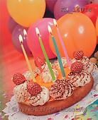 Interlitho, Alberto, STILL LIFES, photos, cake, candles, balloons(KL16014,#I#) Stilleben, naturaleza muerta
