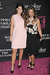 SANTA MONICA, CA- OCTOBER 18: Katherine Schwarzenegger (L) and journalist/author Maria Shriver attend Elyse Walker presents the 10th anniversary Pink Party hosted by Jennifer Garner and Rachel Zoe at HANGAR 8 on October 18, 2014 in Santa Monica, California.