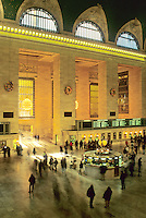 Grand Central Terminal, train station, New York City, New York