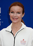 LOS ANGELES, CA. - May 09: Marcia Cross arrives at the 16th Annual EIF Revlon Run/Walk For Women at the Los Angeles Memorial Coliseum on May 9, 2009 in Los Angeles, California.