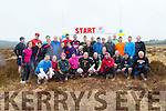 at the Start of the  Wilderness Challenge 'B Wildered' at Glanageenty Ballymacelligott on Saturday