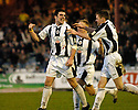 23/01/2005  Copyright Pic : James Stewart.File Name : jspa10_st mirren v airdrie.STUART KEAN CELEBRATES AFTER HE SCORES ST MIRREN'S WINNER....Payments to :.James Stewart Photo Agency 19 Carronlea Drive, Falkirk. FK2 8DN      Vat Reg No. 607 6932 25.Office     : +44 (0)1324 570906     .Mobile   : +44 (0)7721 416997.Fax         : +44 (0)1324 570906.E-mail  :  jim@jspa.co.uk.If you require further information then contact Jim Stewart on any of the numbers above.........A