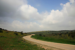 Israel, Shephelah, a road in Lachish