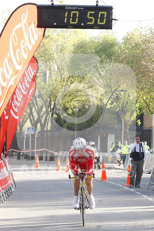 256 Antonio Araque Esteve-CP Eduardo Chozas cri master . (ALTERPHOTOS/ACERO)