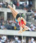 11.09.2011, Olympic Stadium / Olympiastadion, Berlin, GER, ISTAF 2011, im Bild Anna ROGOWSKA (POL) in der Disziplin Frauen - Stabhochsprung // Anna ROGOWSKA (POL) competing in Women - Pole Vault during the ISTAF 2011 held in Berlin, GER, EXPA Pictures © 2011, PhotoCredit: EXPA/ S. Kiesewetter