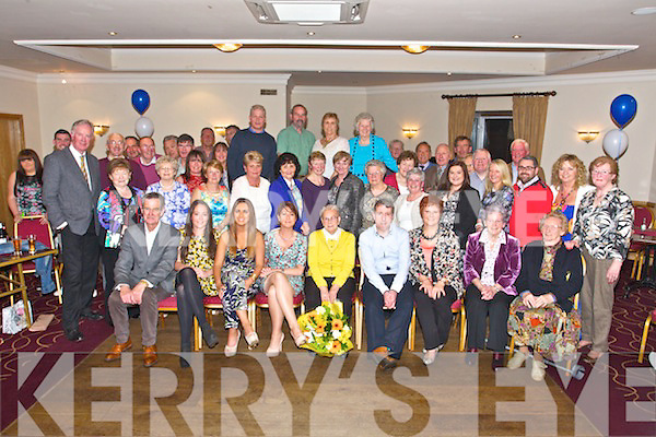 Surprise party for Betty Moran from Strand Road Tralee on her 90th Birthday, here with family and friends at Kerins O'Rahilly's Clubhouse on Friday