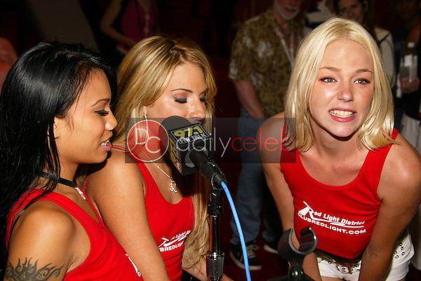 Lucy Thai, Teagan Presley and Missy Monroe